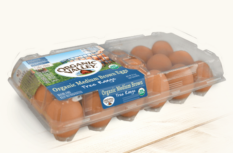 Organic Valley Medium Eggs