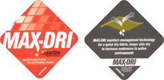 max-dri fabric technology