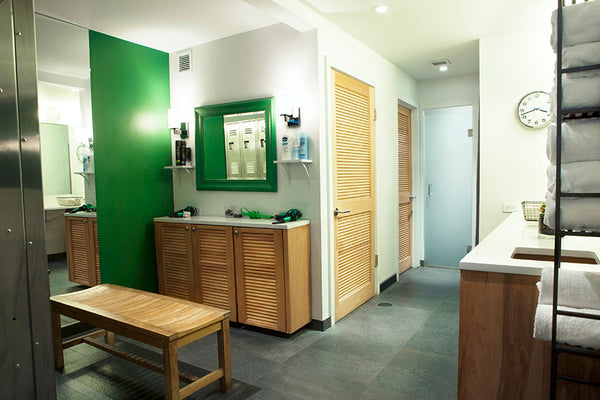 Uplift Studios Flatiron Locker Room