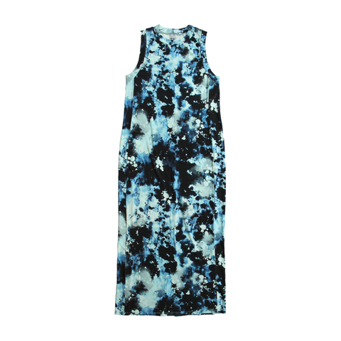 Albermarle Maxi Dress in Abstract Print