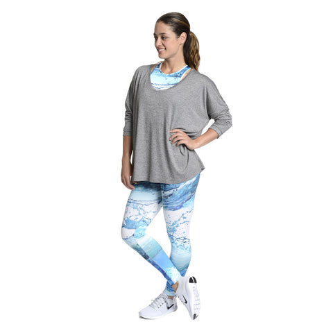 Wave Runner High Rise Legging