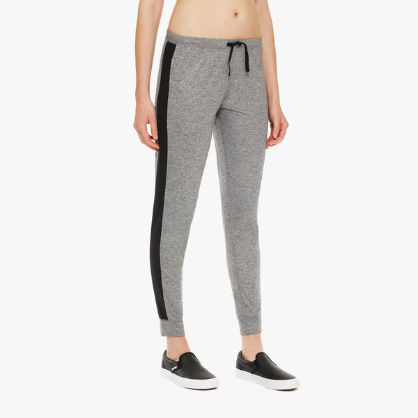 Grey Heather Jogger Pants