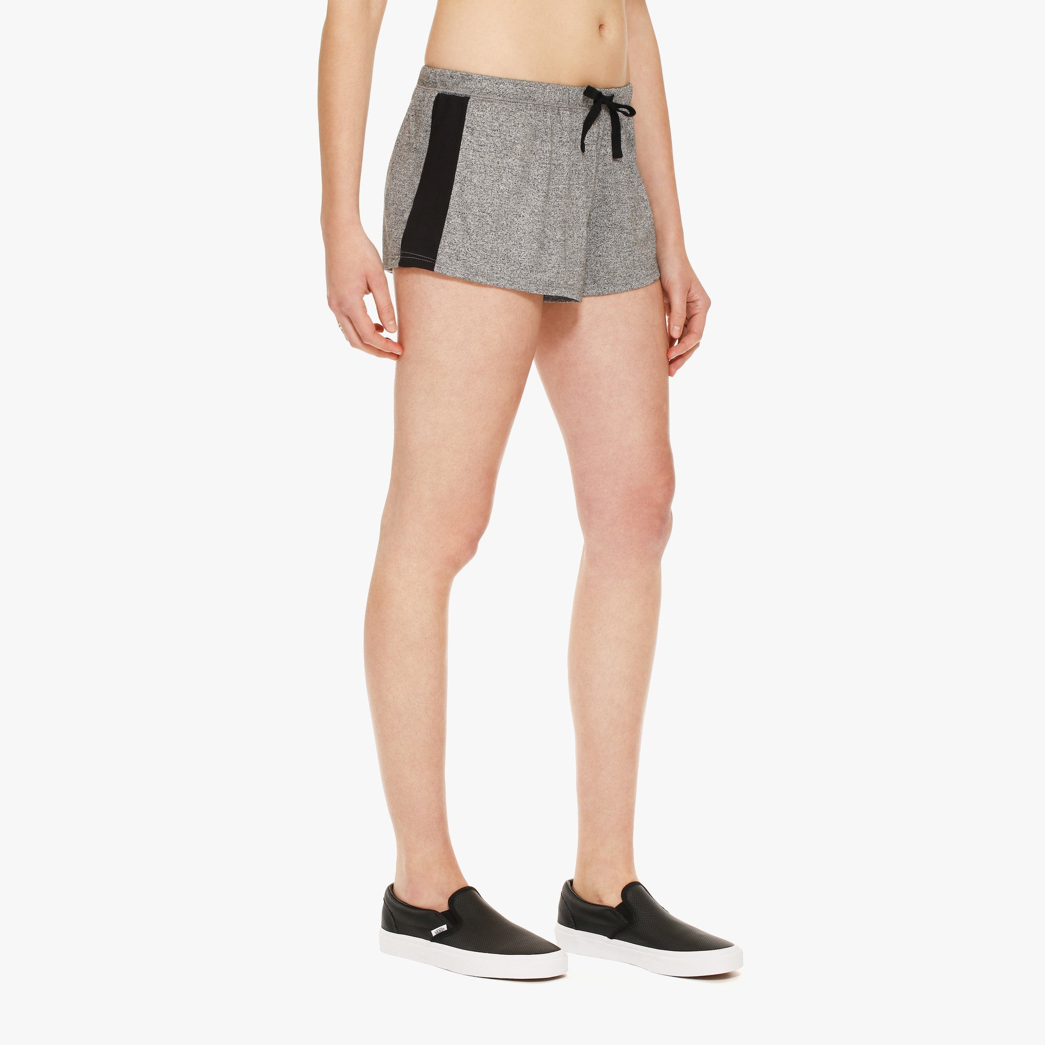 Women's Grey Boxer Short
