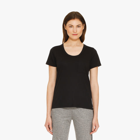 Women's Black Tee Shirt
