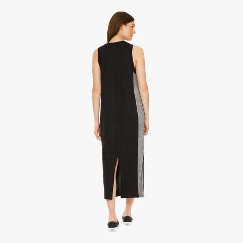 Alexis Mera Black Maxi Dress