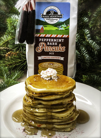 Peppermint Bark Pancake Mix