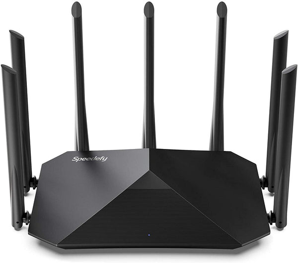 wifi 5 router ac2100 dual band speedefy k7