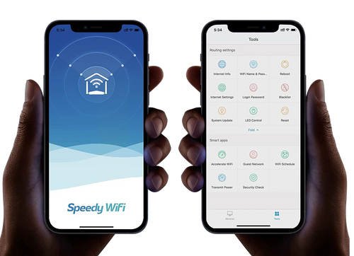 speedefy app for ios and android devices