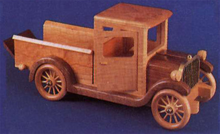 1926 One-Ton Pickup Detailed Auto Patterns