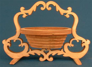 Collapsible Victorian Basket Patterns
