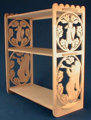 Angel Curio Shelf Project Patterns