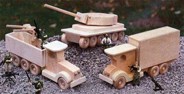 Military Vehicle Patterns - scroll saw patterns and projects