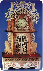 Advanced Heirloom Clocks Patterns Collection