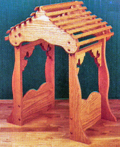 Doll Gazebo Patterns