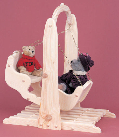 Tandem Doll Swing Patterns
