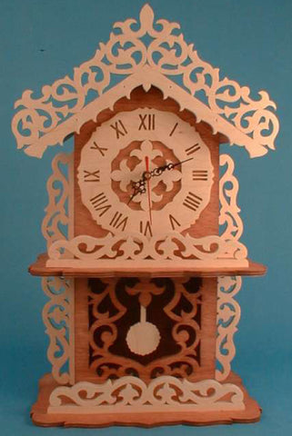 Easy Ornate Pendulum Clock Patterns