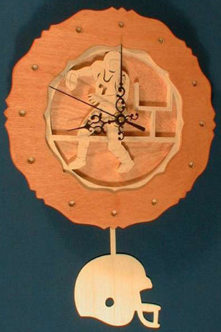 Football Pendulum Clock Patterns