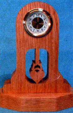 Faux Pendulum Mini Clock Pattern