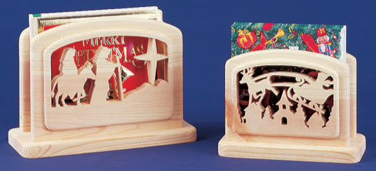 Nativity & Santa Napkin Holder Patterns