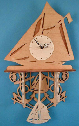 Sailor's Pendulum Clock Patterns