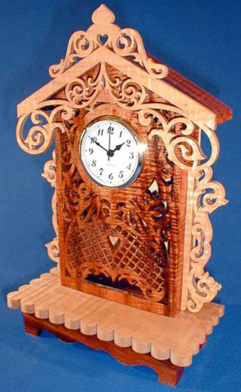 Anniversary Sweetheart Clock Patterns