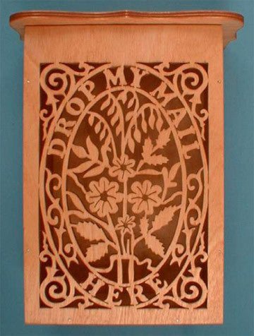 Victorian Mailbox Scroll Saw Patterns - scroll saw patterns and projects