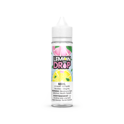 Lemon Drop Ice - Pink