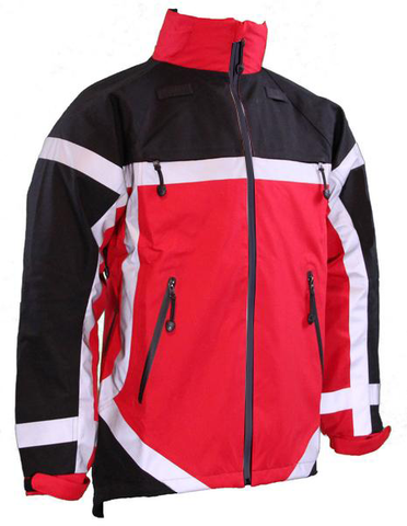 Battalion Chief Parka -  RED