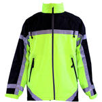 Battalion Chief Parka - Hi Vis