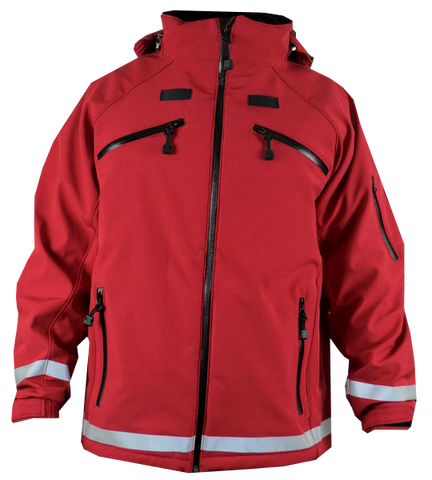 Lieutenant Softshell - Red