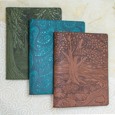 Premium Leather Notebook Covers Made in the USA