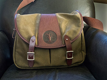 3a4d2101007 Mesenger Bags   Laptop   Crosstown   Waxed Canvas   Leather   Oberon ...