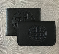 Leather Men's Wallet and Card Holder