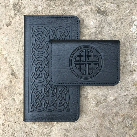 Embossed Leather Accessories by ecolemamie