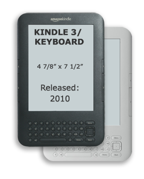 Kindle Keyboard / Kindle 3
