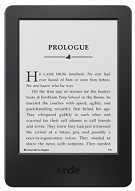 Amazon Kindle Basic, Kindle 6