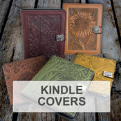 Leather Kindle Covers & Cases