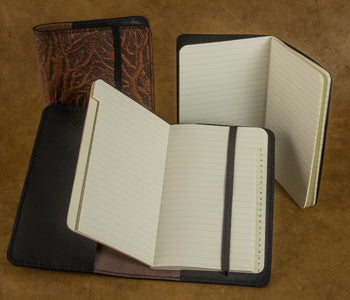 Moleskine Inserts for Leather Pocket Notebook Covers