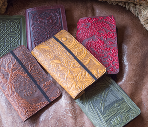 Leather Pocket Notebook Covers