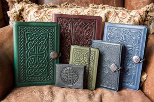 Oberon Design Leather Celtic Knot Images