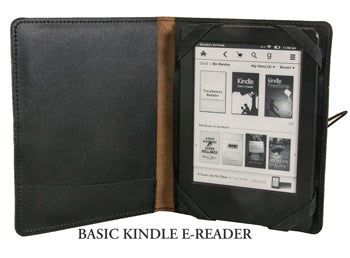 Leather Cover for Kindle Basic Interior