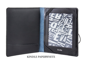 Leather Cover for Kindle Paperwhite Interior