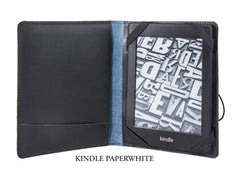 Leather COver for Kindle Paperwhite -  Interior