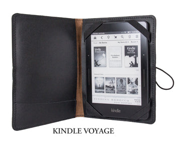Leather Cover for Kindle Voyage Interior