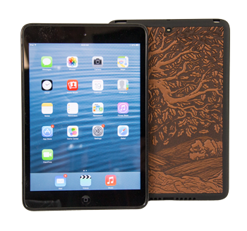 Leather Bumper Cases for iPad Air and iPad Mini | American Handmade