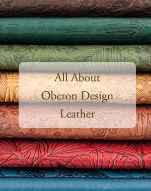 All About Oberon Design Leather