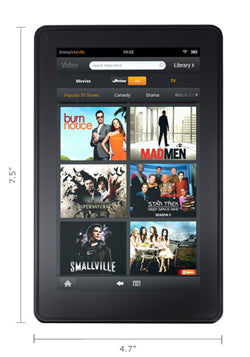 ORIGINAL 2011 Kindle Fire Tablet
