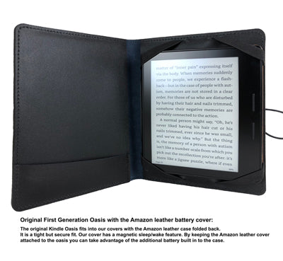 Kindle Oasis 1 Interior