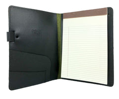 Leather Portfolio Notebook Interior