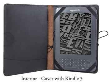 Kindle 3 / Keyboard Cover Interior